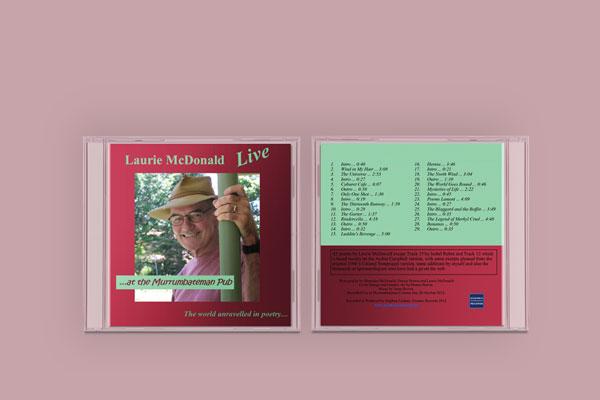 Laurie McDonald Live…at the Murrumbateman Pub